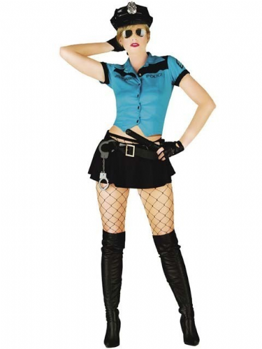 Officer Naughty - Sexy Fancy Dress (Classified GW2362)